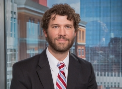 ORTALE KELLEY ADDS LITIGATOR AS PARTNER